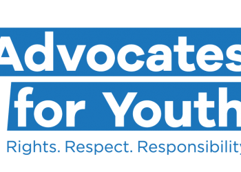 Advocates for Youth Logo RRR blue