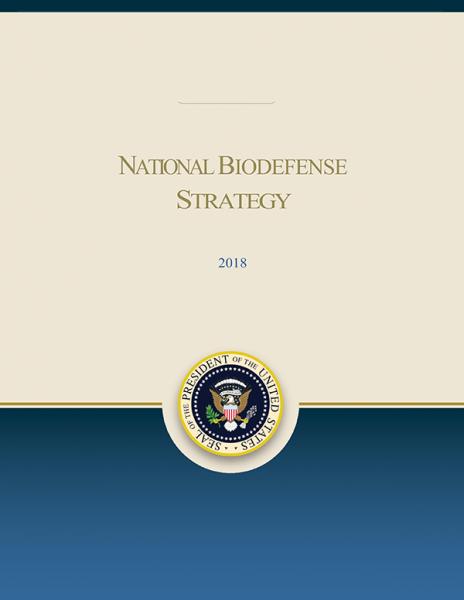National Biodefense Strategy