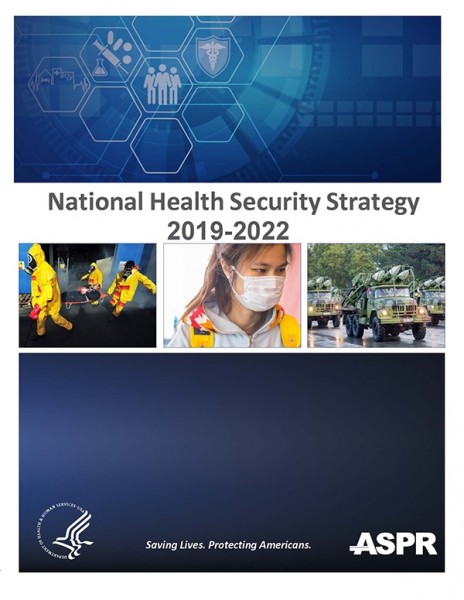 National Health Security Strategy 2019 2022