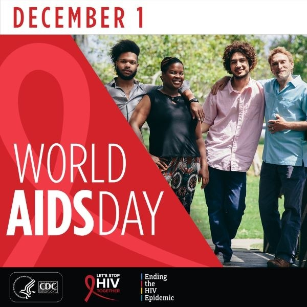 World AIDS Day Square