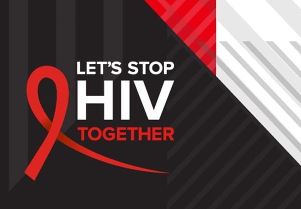 Campaign lets stop hiv together