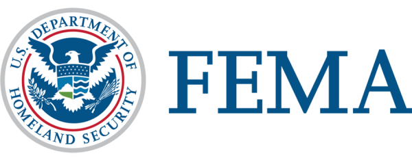Fema logo blue medium