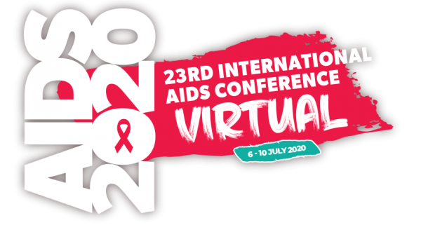 AIDS2020 Logo Virt WT