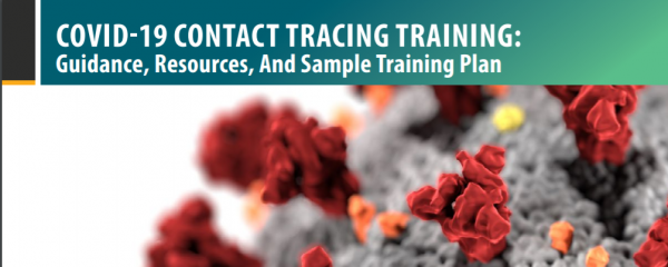 Contact tracing guidance