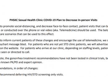2020 04 27 15 49 12 PHSKC Sexual Health Clinic COVID Tele visits 3 26 2020 pdf