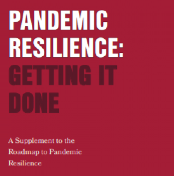 Pandemic Resilience Supplement
