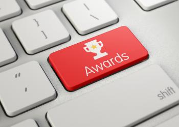 Awards button