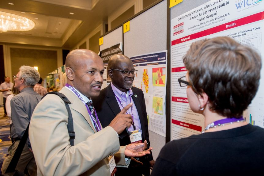 Naccho Annual 2018 Poster Session Latest Research