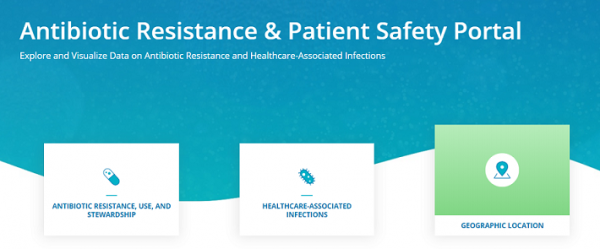 CDC AR Patient Safety Portal